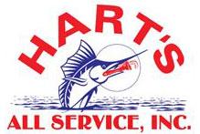 Harts All Service Logo