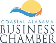 Coastal Alabama Business Chamber Logo