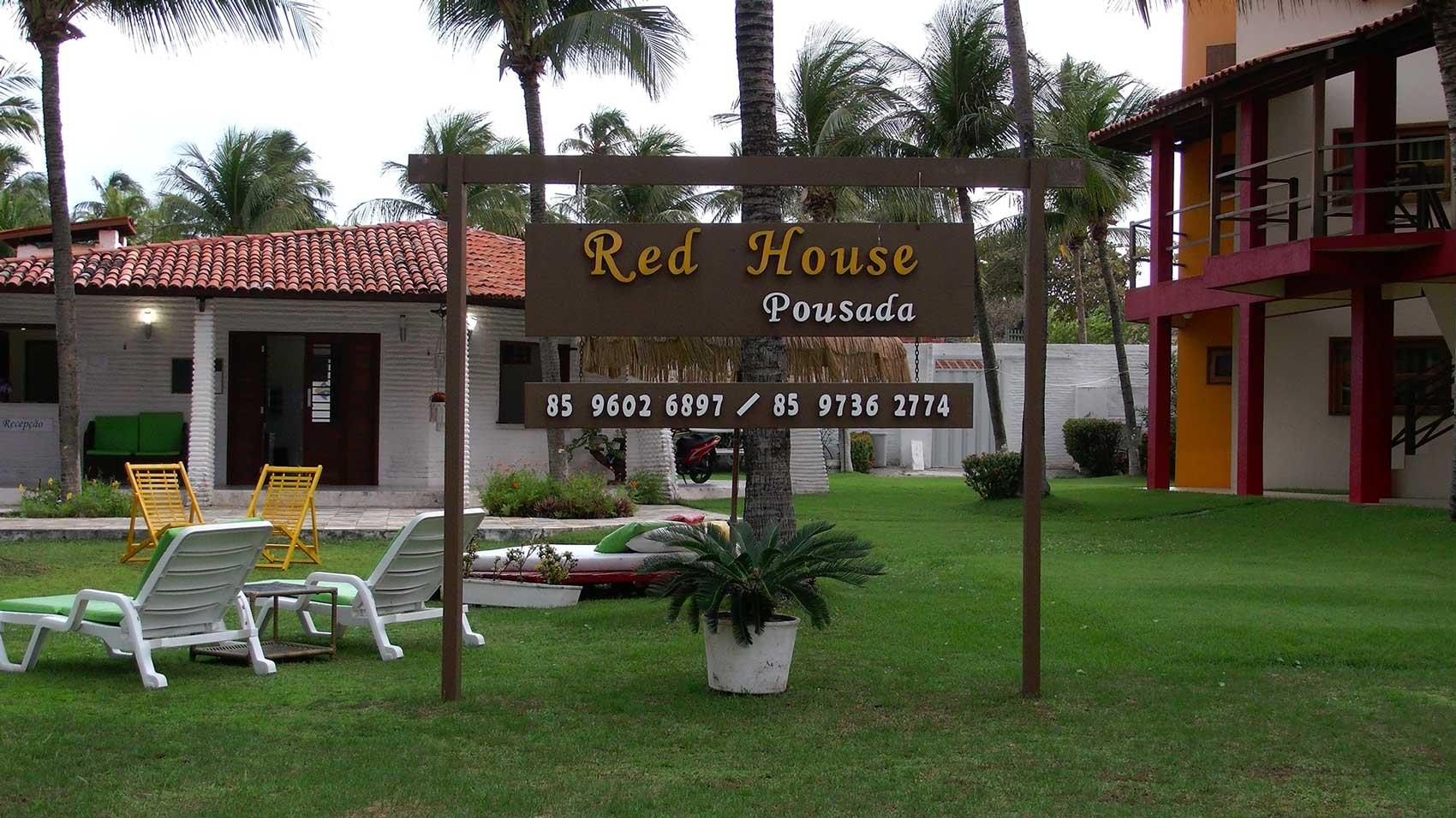 Pousada Red House Flecheiras