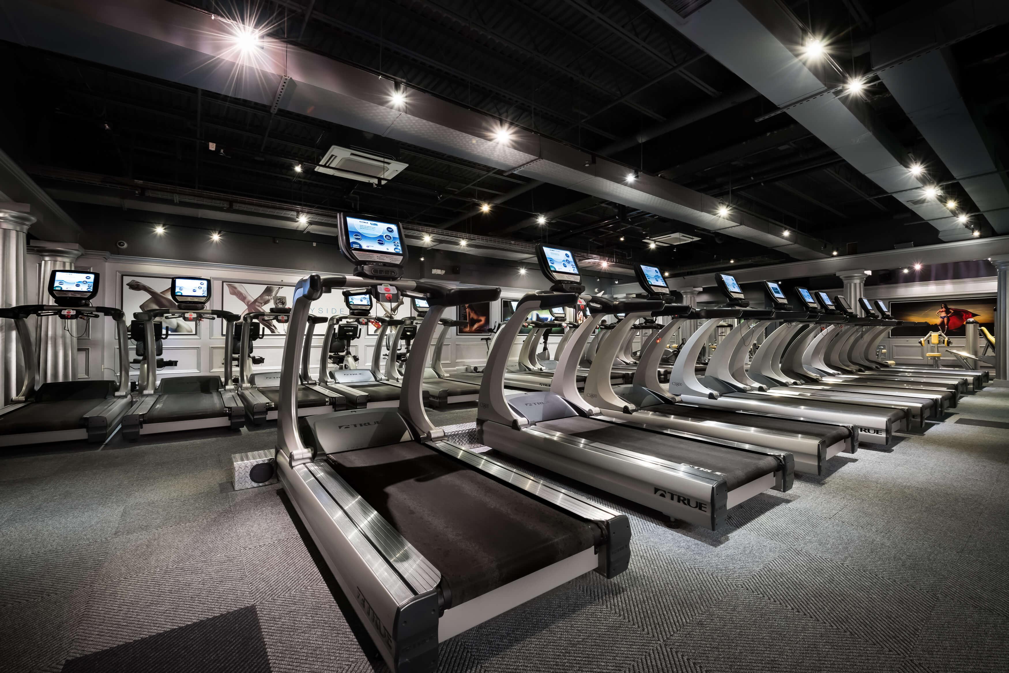 X Shadyside Gym