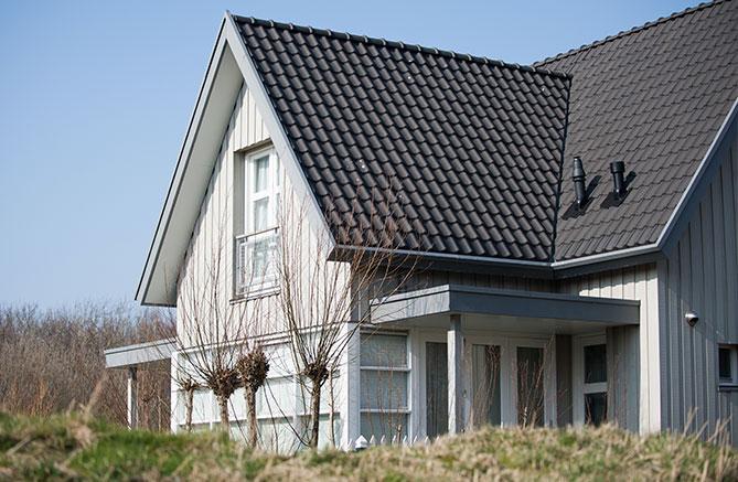 Nieuwbouwhuis in Callansoog