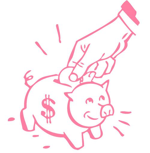 Money Wedding DJ Piggy Bank