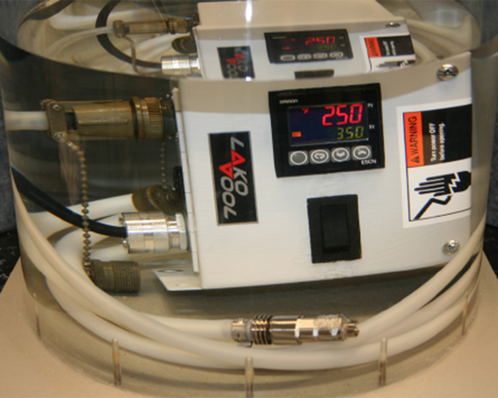 Photo of hot punch control