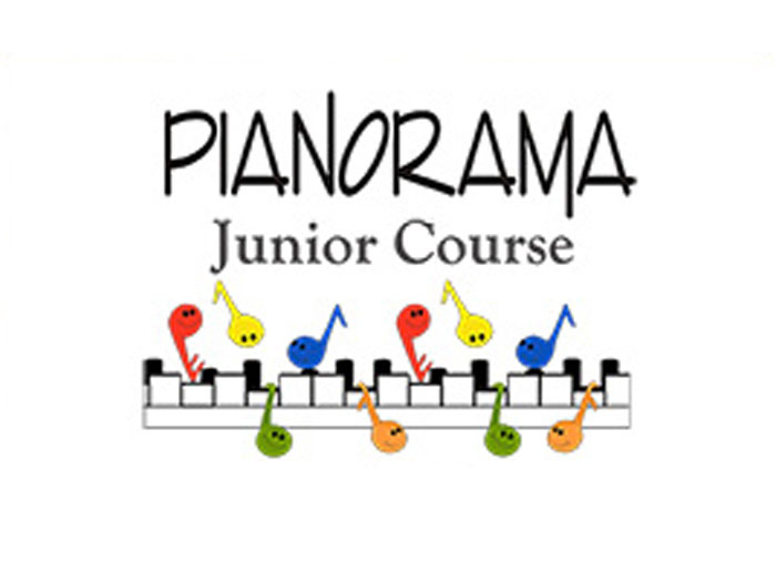 Pianorama Music logo Junior Course