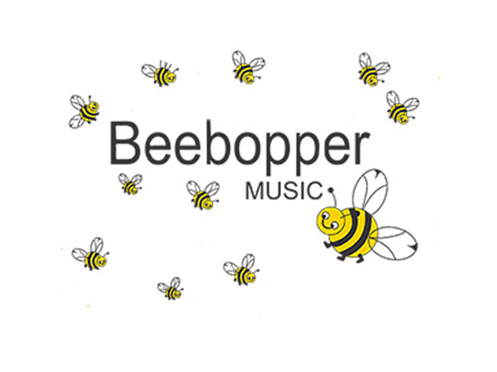 BeeBopper Music logo