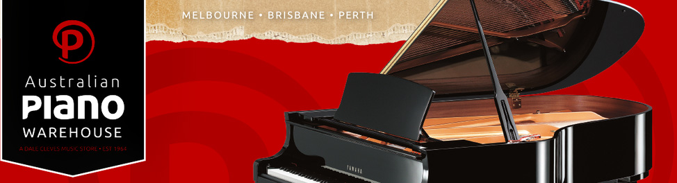AUSTRALIAN PIANO WAREHOUSE Logo