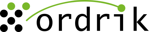 Ordrik logo