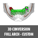CT 3D Conversion Basic