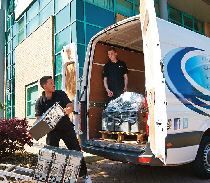 Green It Disposal. Pioneers of Green, Free & Easy IT recycling