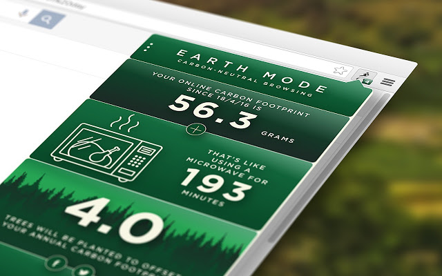 Photo of Earth Mode