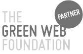 Green Web Foundation Partnership Badge