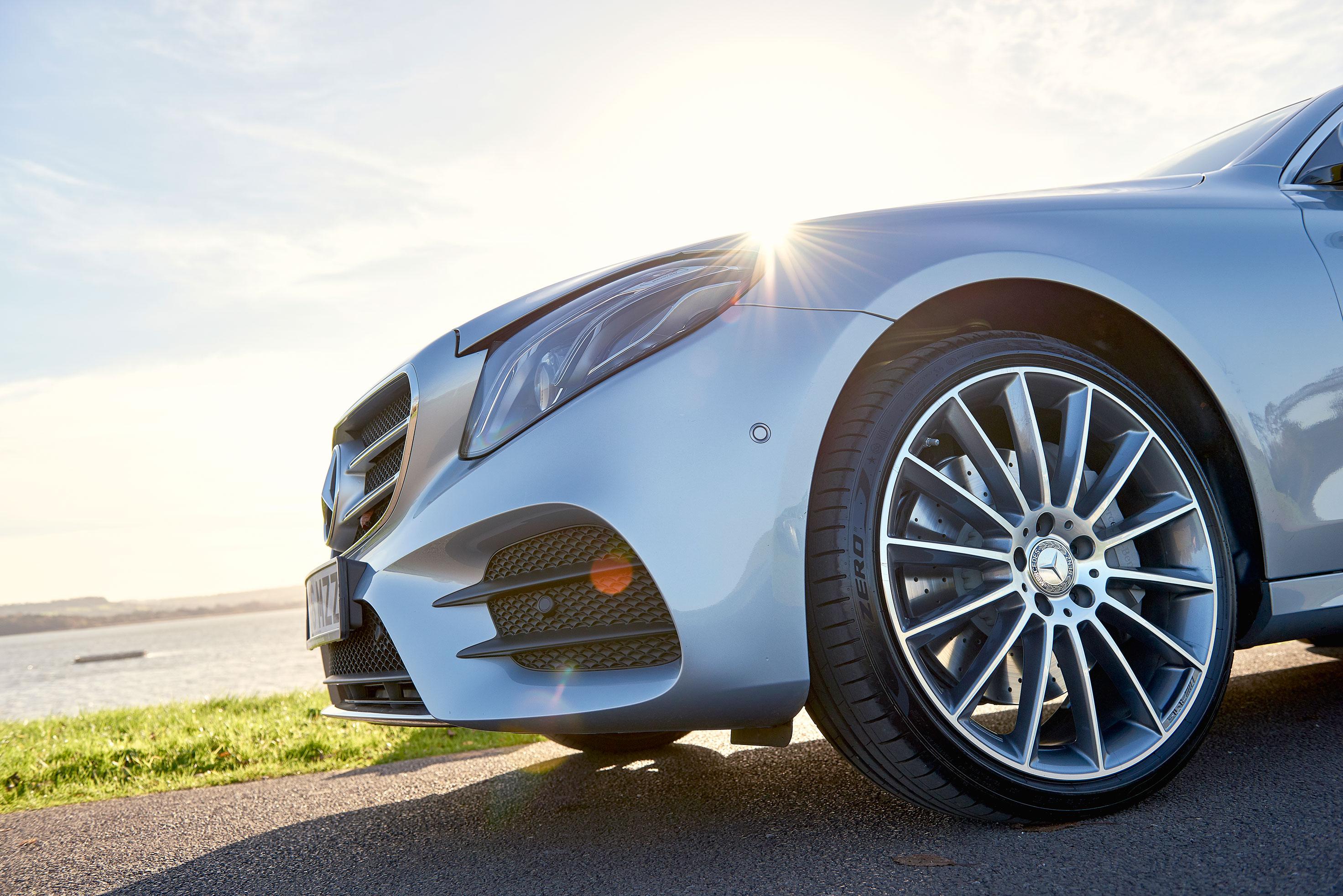 Home James Chauffeurs | Mercedes E Class Saloon