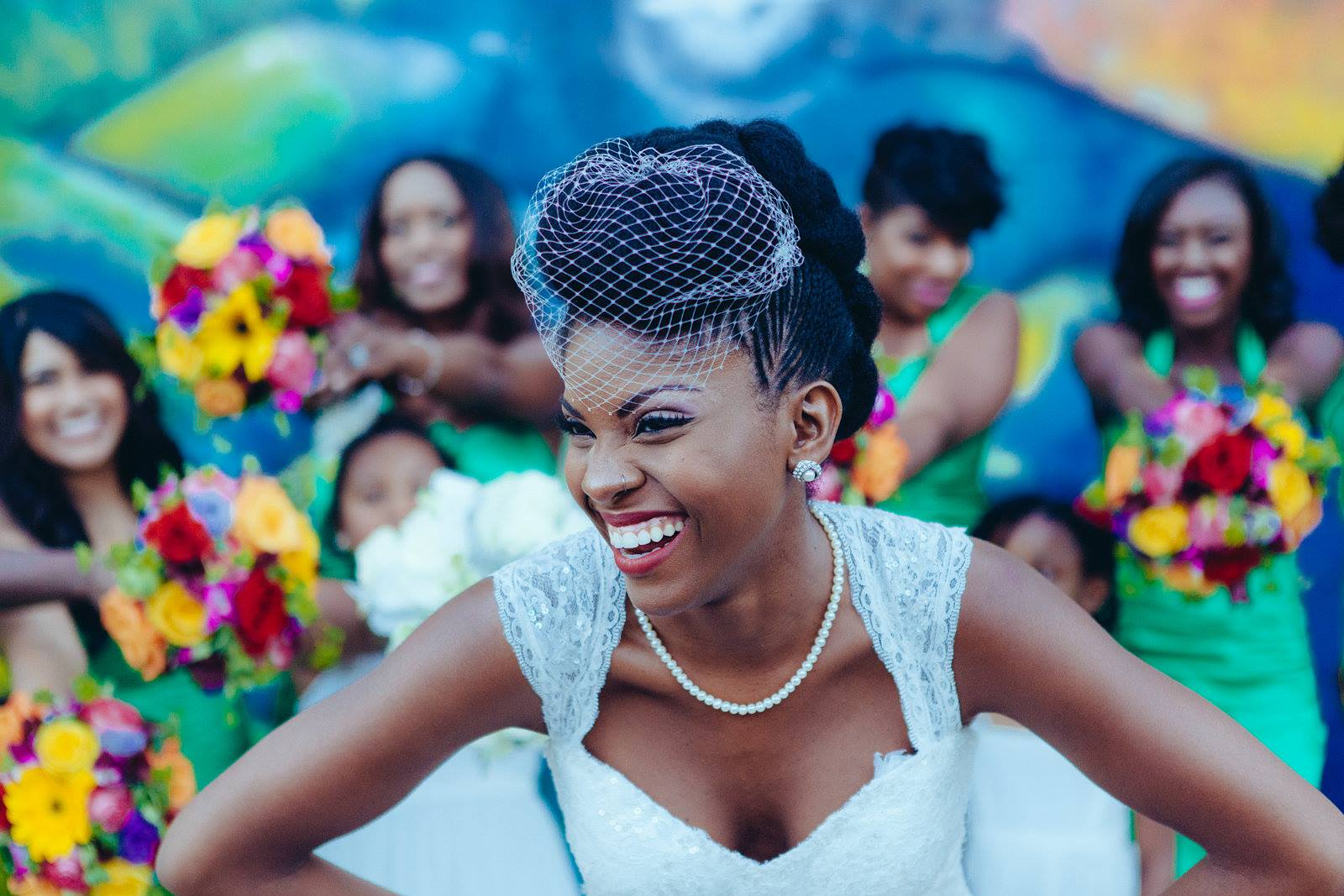 Taji Salon Brides