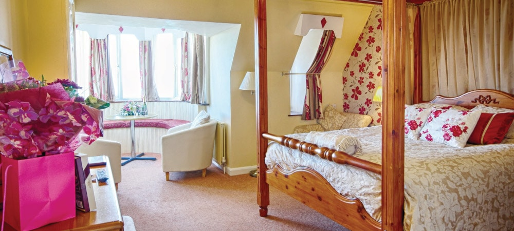 30 En suite bedrooms with sea views - cromer hotel
