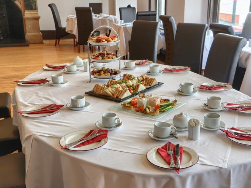buffet menu c image