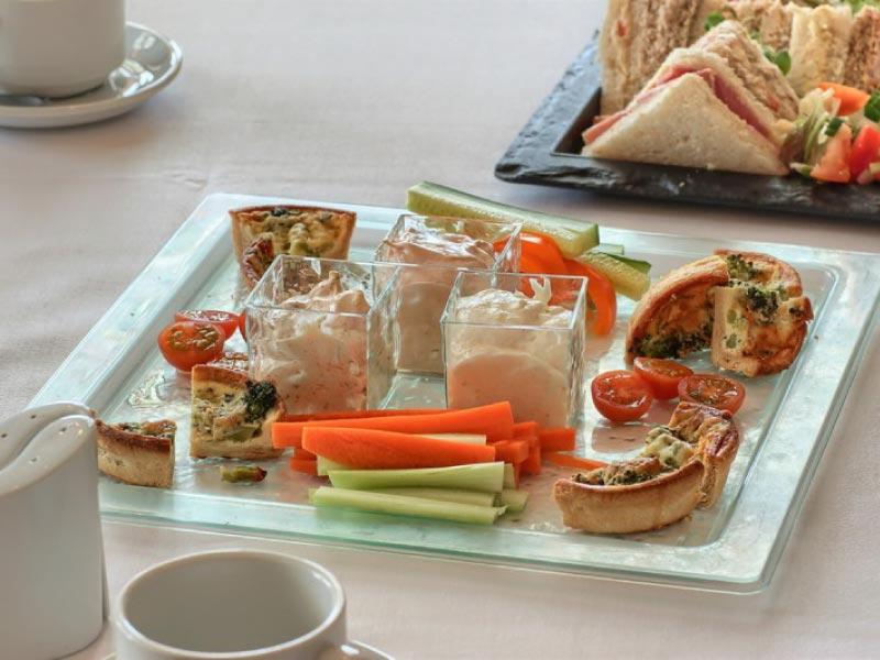 buffet menu b image