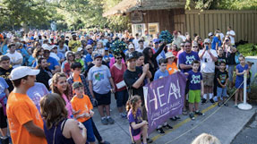 HEAL Zoo Walk Start