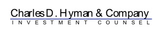 Chares D. Hyman and company - HEAL Sponsor