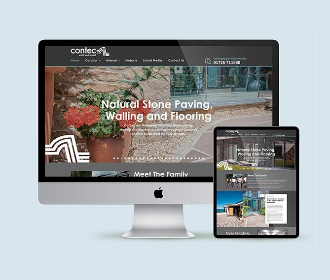 website design St Austell