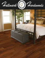 Wood Flooring by Hallmark, Exotic wood floors, hand scraped wood