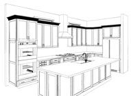 kitchen redesign woodsman