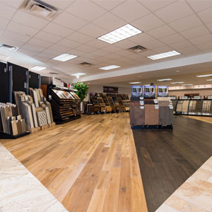 Showroom Woodman Jacksonville FL