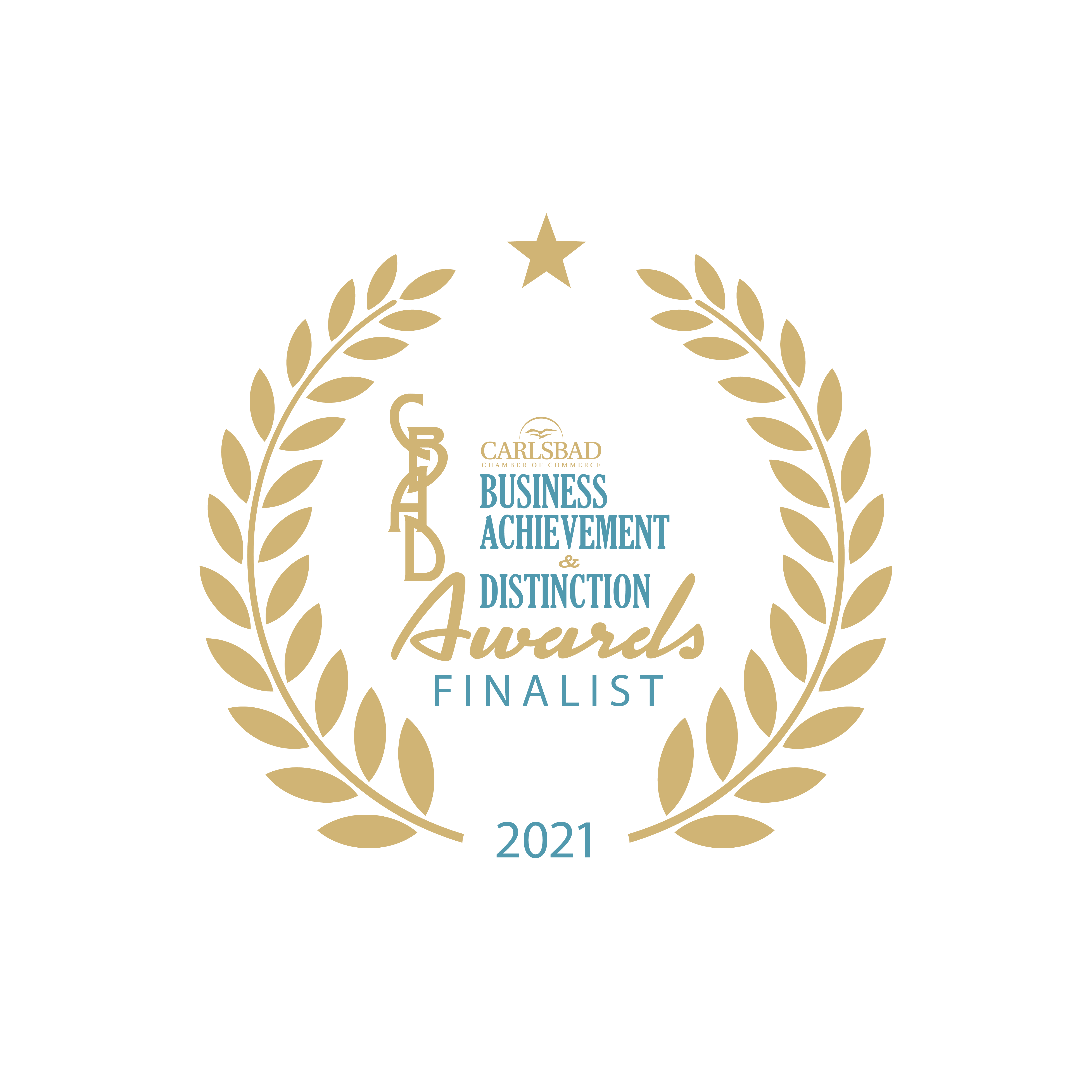 CBAD Award Finalist Logo