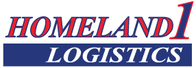 Homeland 1 Logistics Logo