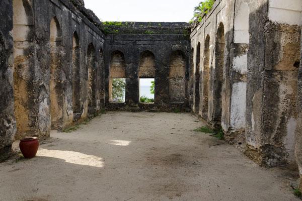 Zanzibar monuments
