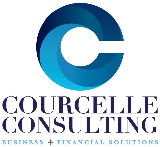 Logo Design Example for Courcelle Consulting
