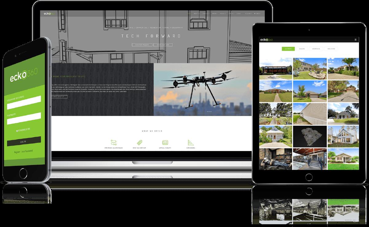 ecko360 Website