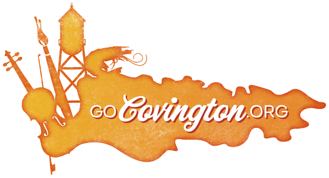 GoCovington Logo Warm