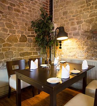 Banyan Restaurant Interior