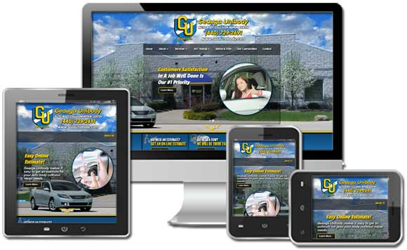 affordable cheap web design