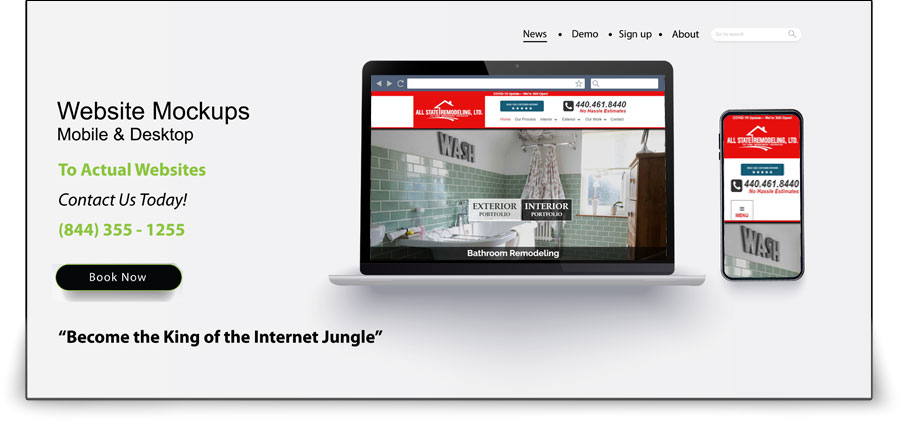 cleveland web designer
