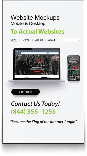 affordable web design cleveland