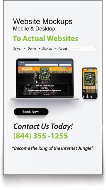 cool cheap web design