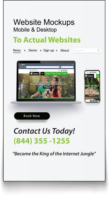 cool affordable web design