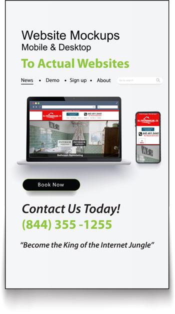 affordable cheap web design