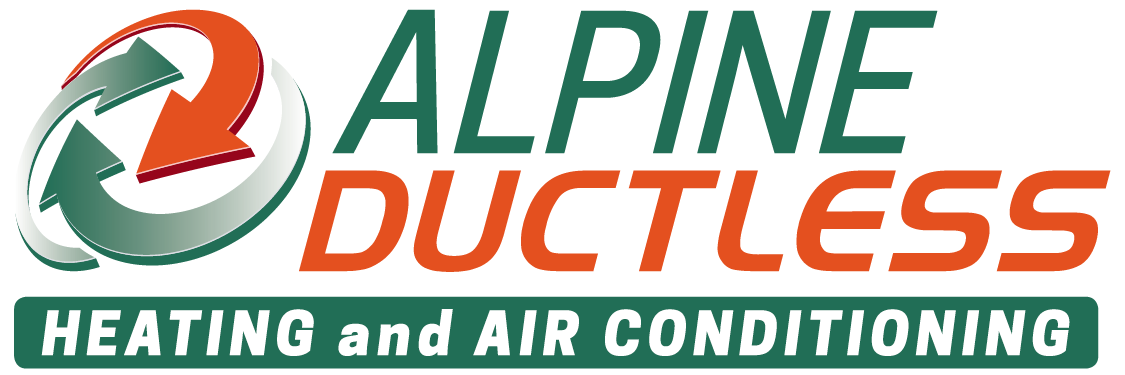 alpine ductless logo