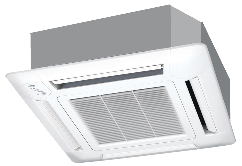 Ductless Ceiling Casette