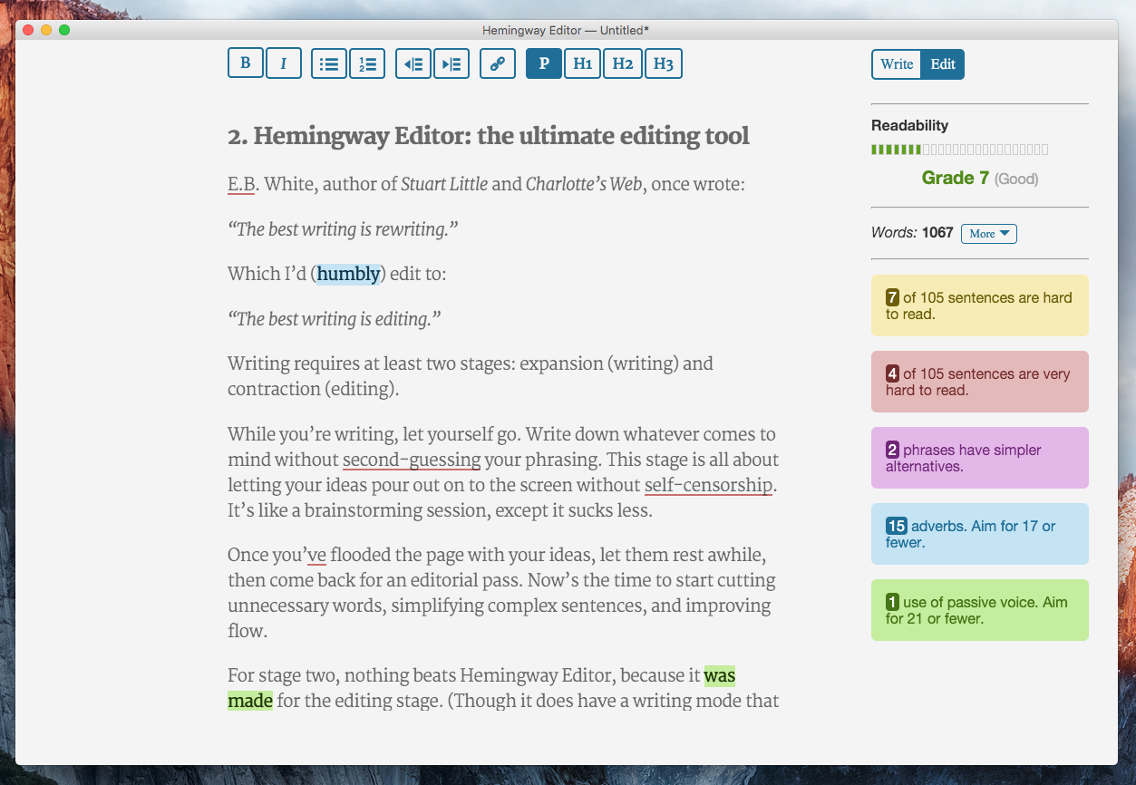 5 of the best free writing apps |
