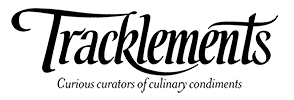 tracklements logo
