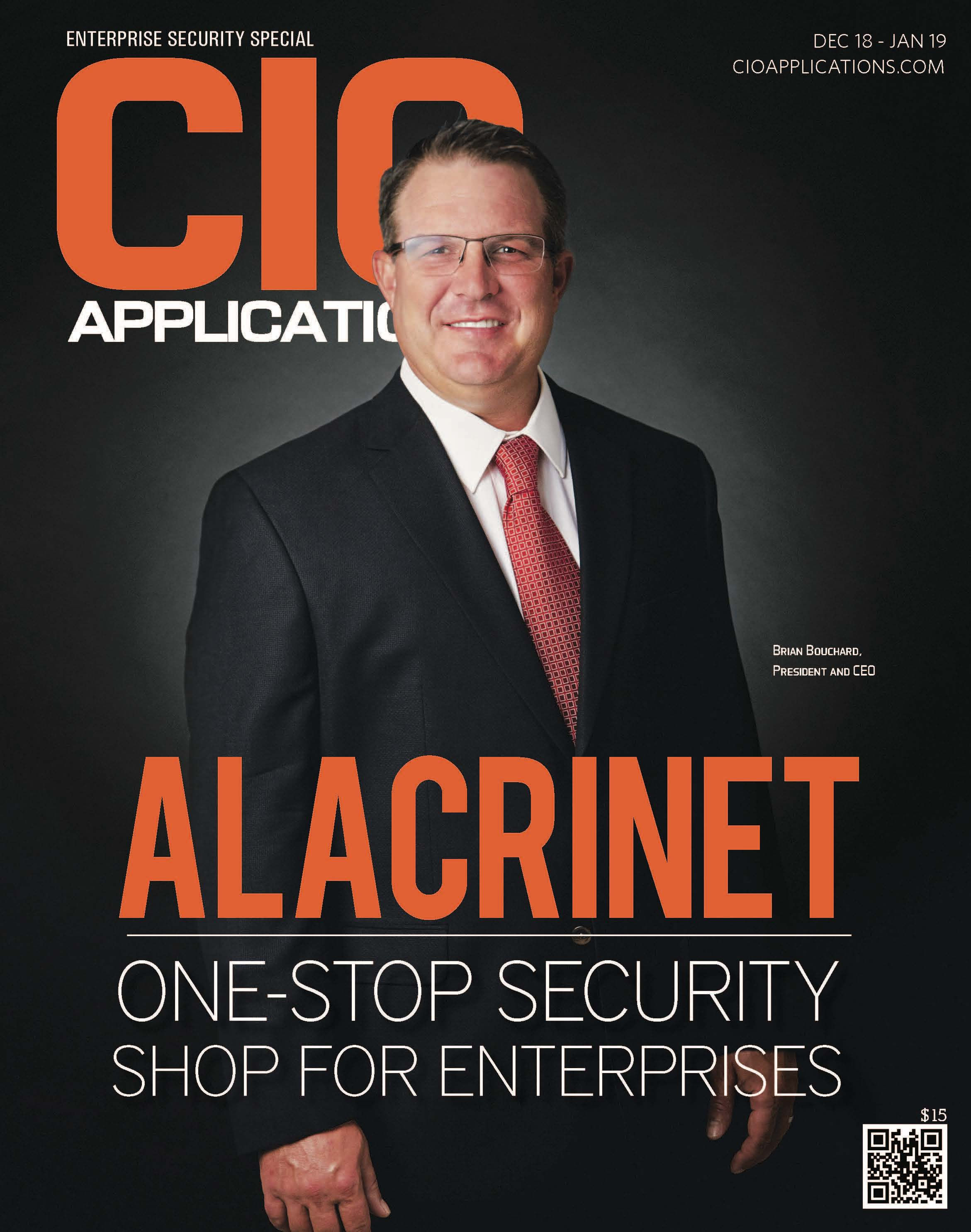 CIO Applications magazine Enterprise Security Special