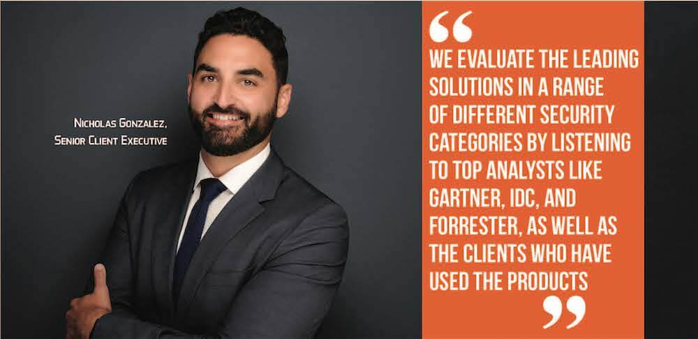 Nicholas Gonzalez, Senior Client Executive Quote