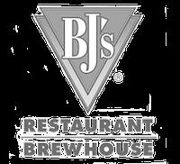 BJs Restaurant logo - grey