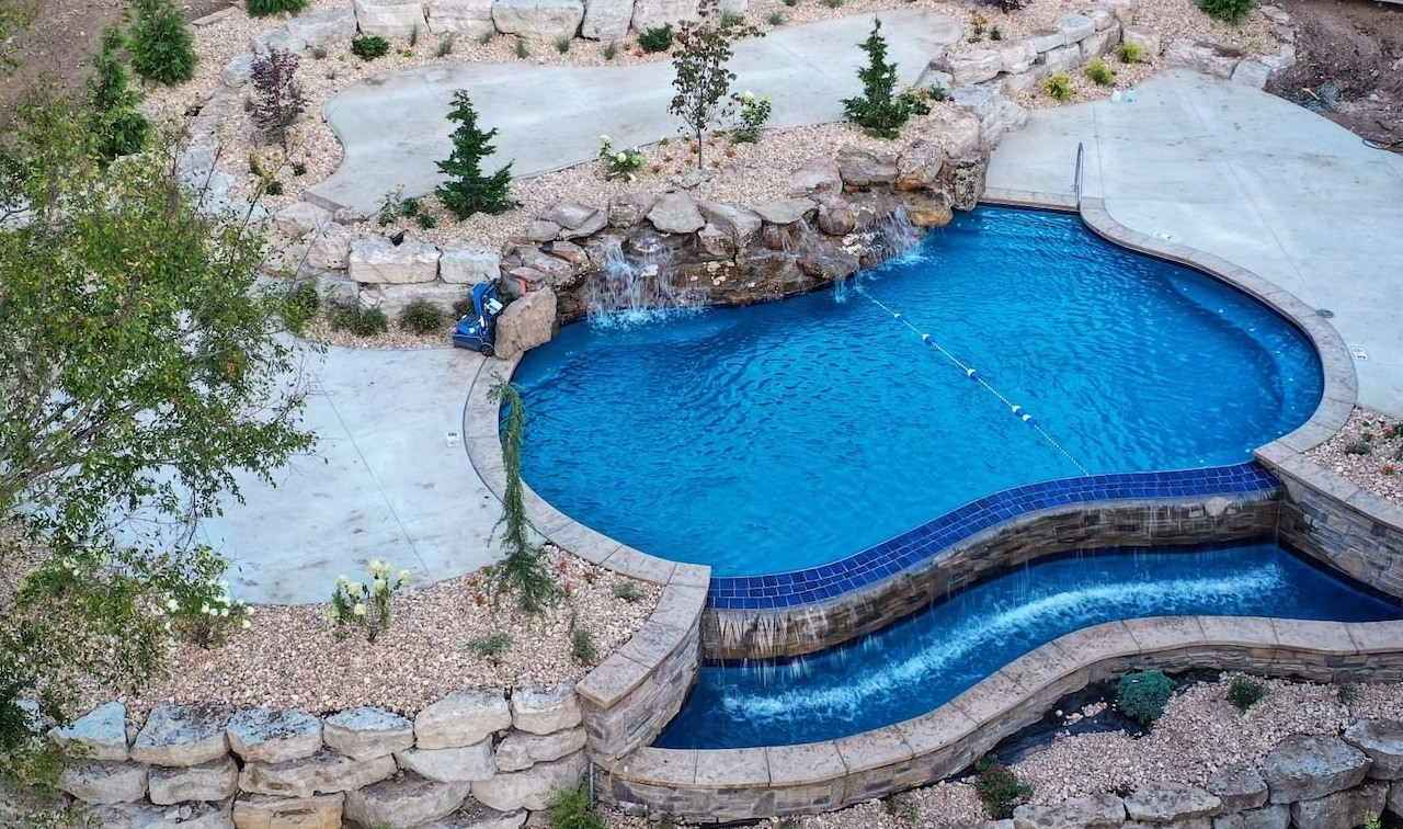 The Pool at the Bavarian Village, a Branson Resort