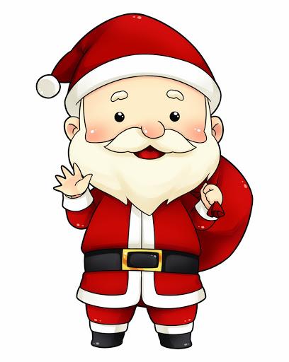Free Animated Santa Clipart, Download Free Clip Art, Free Clip Art on  Clipart Library