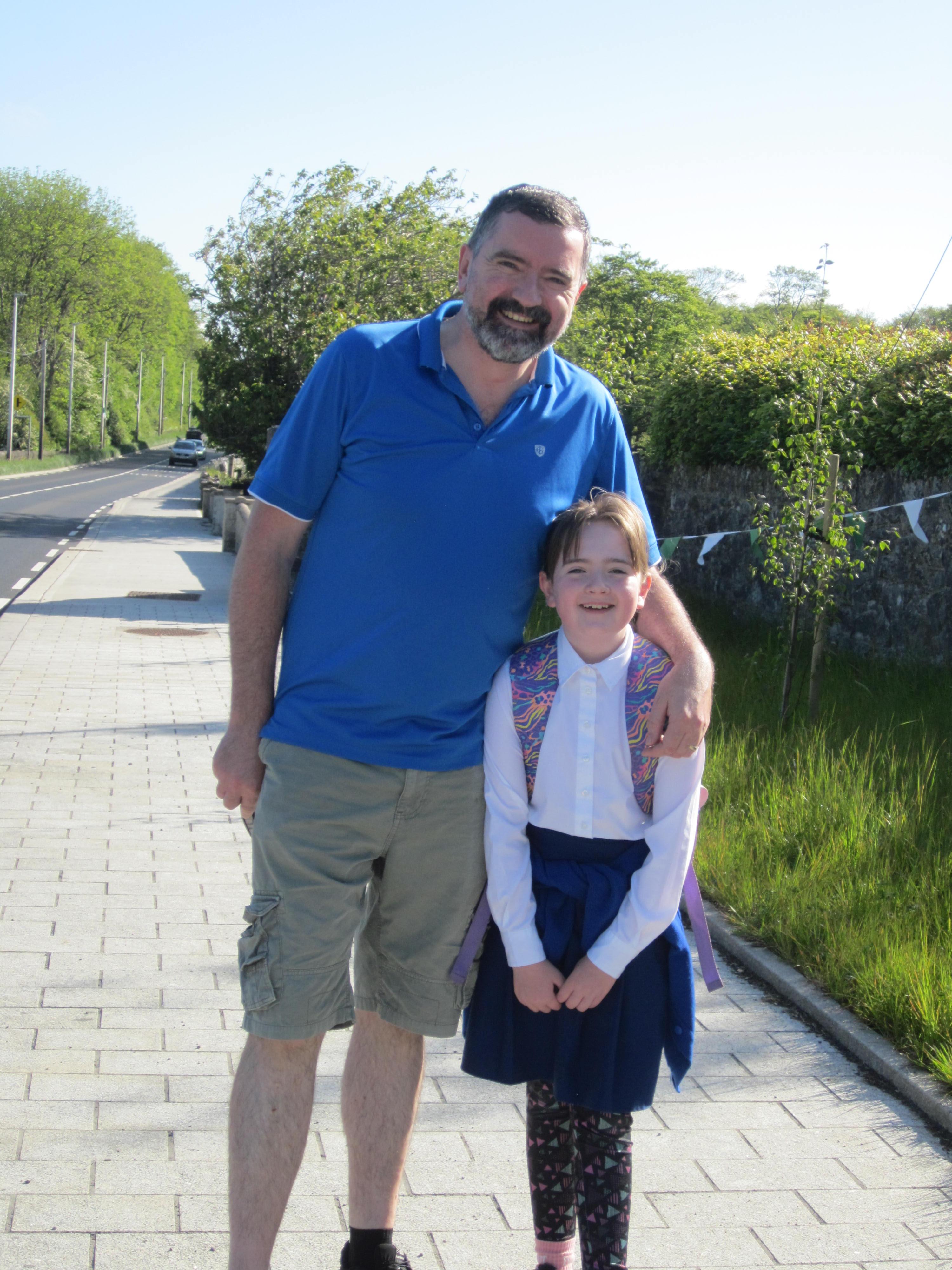 Walk to School Week May 2020
