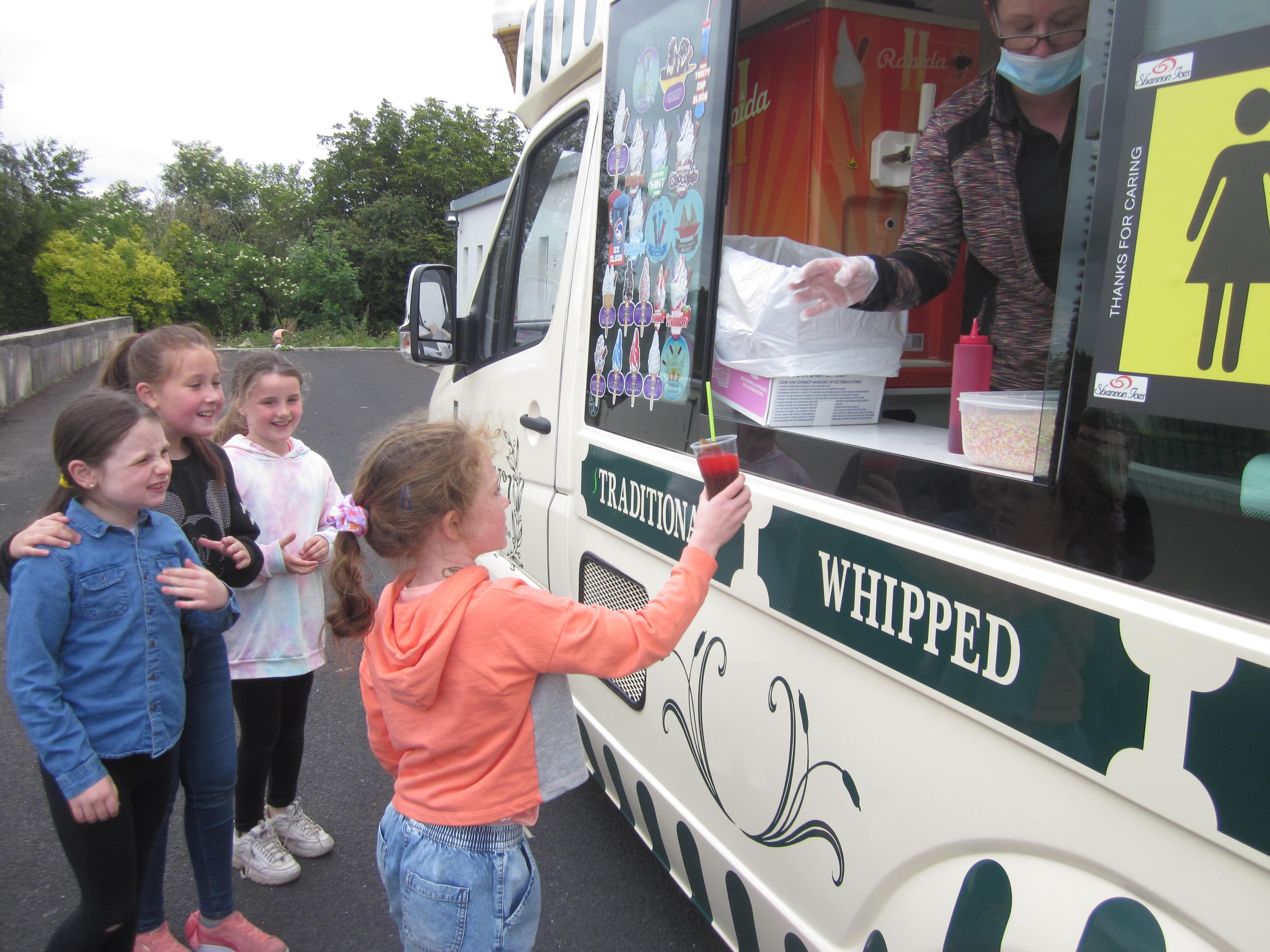 Ice Cream Van June 2021